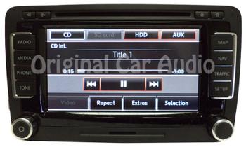 Volkswagen Radio Player CD MP3 Player IPhone IPod Adapter