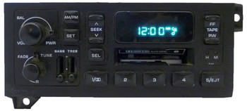 1994 - 2003 Jeep Dodge Chrysler OEM AM FM Radio Cassette Player Receiver