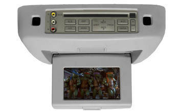 2003 2004 2005 2006 Lincoln Navigator DVD Player Screen Rear Entertainment GREY