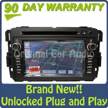Unlocked Pontiac Radio Navigation GPS CD Player Stereo OEM