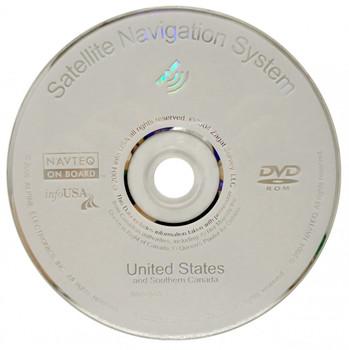 ACURA RL MDX Navigation Navteq Map Disc Disk DVD Rom BM515AO 4.31A