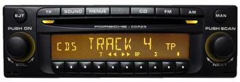 1999 - 2005 PORSCHE Boxster 911 OEM AM FM Radio CD Player  CDR-23