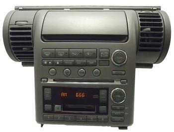 2003 2004 Infinity G35 radio 6 disc changer 28188-AC370 oem