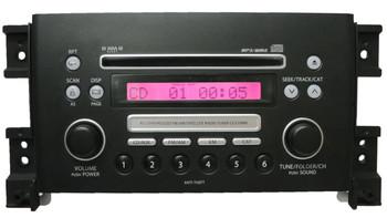 2006 - 2008 SUZUKI Grand Vitara OEM XM Satellite Radio Stereo MP3 CD Player