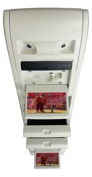 2008 - 2012 Dodge Journey Chrysler Town & Country Dodge Grand Caravan OEM Rear Entertainment DVD LCD Screens Dual Displays Light Grey