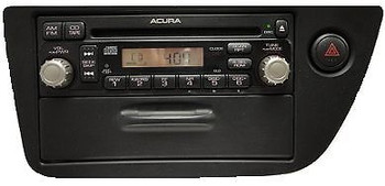2002 2003 2004 ACURA RSX OEM AM FM Radio 4XJ0 CD Player 39100-S6M-A000 AUX