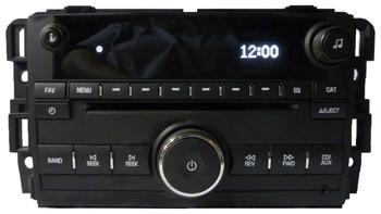 GMC Acadia Radio AUX USB MP3 CD Player Receiver Stereo