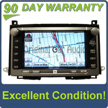 2009- 2013 E7021 Toyota Venza Navigation GPS JBL radio AM FM MP3 CD Player Stereo