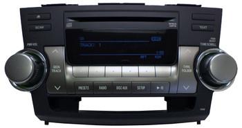 2011 2012 Nissan Juke Radio Player AUX MP3 Player CD Player