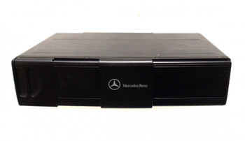 Mercedes-Benz 6 Disc Changer CD Player Remote Slave Trunk OEM w/Mag