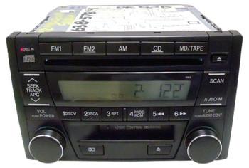 00 01 02 03 Mazda Millenia 626 Miata Radio Tape CD TC85 66 9T0 1163