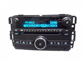 Chevy GMC Radio 6 Disc CD Changer USB MP3 Stereo OEM