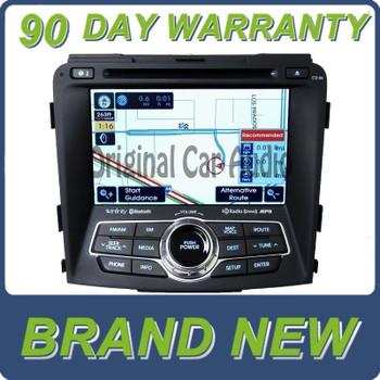 Hyundai Sonata Navigation GPS HD Radio XM Bluetooth CD Player