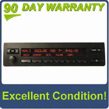 97 98 99 00 01 02 03 BMW 525i 528i 530i 540i M5 Radio Display DSP Controls 1997 1998 1999 2000 2001 2002 2003