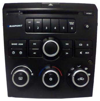 2008 2009 Pontiac G8 G-8 Radio CD Player AUX BLAUPUNKT Climate Controls