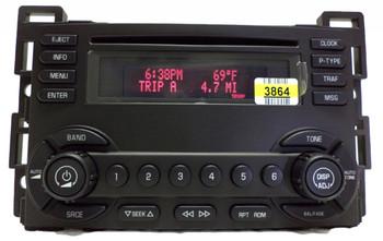 Pontiac Radio Stereo CD Player Receiver OEM Audio AM FM