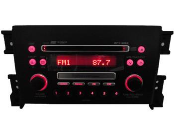 2006 - 2008 SUZUKI Grand Vitara OEM XM Satellite Radio Stereo MP3 6 CD Player CLCC03