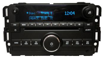 Unlocked Chevrolet GMC Buick Radio MP3 CD Player AUX OEM