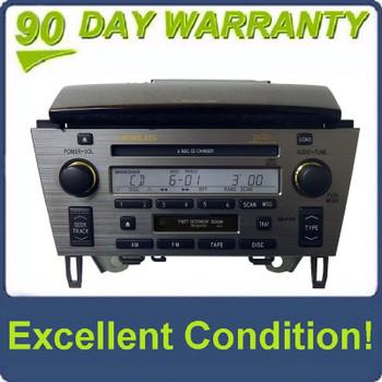 2002 2003 2004 2005 Lexus SC430 OEM Radio Tape Cassette Mark Levinson Radio 6 CD Changer P6813