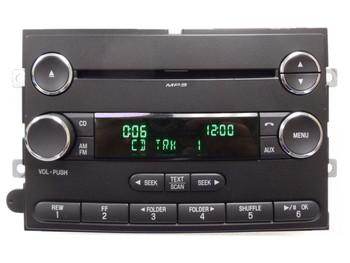 2007-2010 FORD Fusion Taurus Mustang F-250 F-350 Super Duty MERCURY Milan Sable AM FM Radio Stereo MP3 CD Player