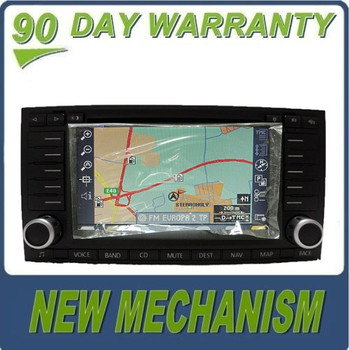 Re-Manufactured 2007 2008 2009 2010 Volkswagen Touareg OEM Navigation GPS Radio Stereo CD Player OEM