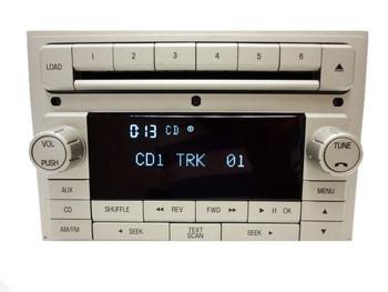 2008 - 2010 Lincoln Navigator MKZ MKX Zephyr OEM Radio Stereo 6 CD Changer Receiver