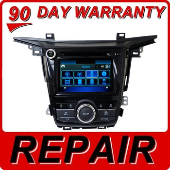REPAIR YOUR 2014 2015 HONDA Odyssey OEM Navigation Radio Stereo CD Player