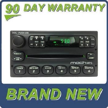 NEW 1998 - 2005 Ford Explorer Sport Trac Radio MP3 CD Player Mach