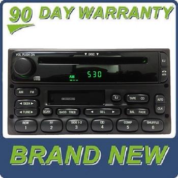 NEW 1998 - 2005 Ford / Lincoln / Mercury Radio CD player