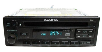 Acura Integra 1990-2001 Acura CL 2.3 1997 1998 1999 Honda Accord 90 91 92 93 94 95 96 97 Radio CD Player 39100-ST7-A500, 39100-ST7-A510, 39100-ST7-A520, 1XJ0