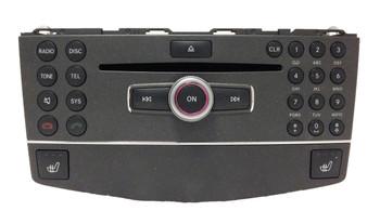 2010 MERCEDES BENZ C-Class C250 C300 C350 C63 OEM Radio CD Player Control Receiver