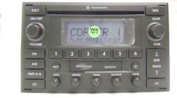 NEW 2002 2003 2004 2005 VW Volkswagen OEM Golf Jetta Passat Monsoon AM FM Radio Stereo CD Player