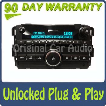 Unlocked GMC Chevy Buick Radio AUX USB MP3 CD Player