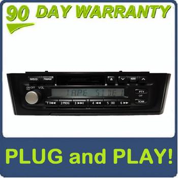 01 02 03 04 NISSAN INFINITI Maxima I35 OEM Navigation BOSE Radio Tape with Changer Control CK120