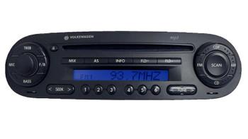 1998 - 2010 VW VOLKSWAGEN Beetle Bug OEM AM FM Radio Stereo MP3 CD Player Receiver
