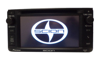 2011 - 2015 SCION xD Pioneer HD Radio Bluetooth Navigation CD Player