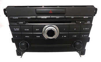 07 08 09 Mazda CX-7 XM Radio CD Player EG2366AR0A