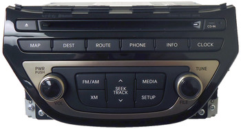 12 13 14 15 Hyundai GENESIS Navigation HD Radio Bluetooth CD AUX XM Infinity