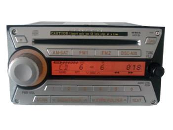 Remanufactured 2007 - 2010 Toyota FJ Cruiser Radio MP3 AUX 6 Disc CD Changer 11816