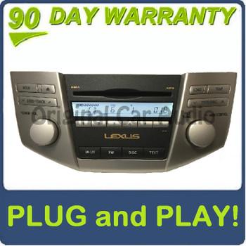 LEXUS RX300 Premium Sound System Radio Stereo Tape Player