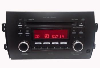 2007 - 2013 Suzuki SX4 OEM Factory Stereo AM FM XM Radio MP3 CD Player AUX CLCR25