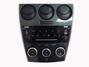 06 07 08 Mazda 6 OEM Factory Stereo AM FM SAT Radio 6 Disc Changer CD Player