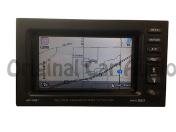 2000 2001 2002 2003 ACURA TL CL OEM Navigation GPS System LCD Display Screen Monitor