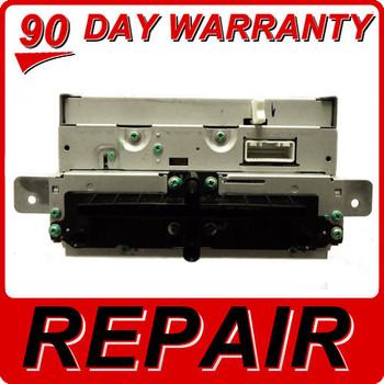 REPAIR SERVICE Subaru TRIBECA B9 06 Radio 6 Disc CD Changer Player 86201XA03A