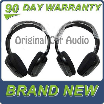 NEW TOYOTA LEXUS SCION Wireless Headphones 02 03 04 05 06 07 08 09 10 OEM