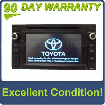 2014 - 2019 Toyota Tacoma OEM SAT Radio MP3 Bluetooth CD Player 510078, 57089, 510100, 510403