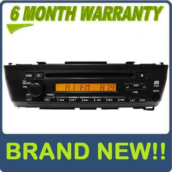 00 01 02 03 04 05 06 NEW Nissan Sentra OEM AM FM Radio Stereo Single CD Player AUX Remote Changer Controls 4 Speaker 100 Watt System