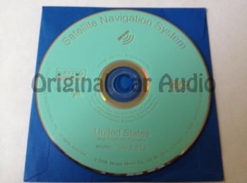 Acura Honda Satellite Navigation System GPS DVD Drive Disc BM526AO Ver. 6.81A