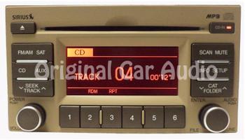 2009-2011 Kia Rio OEM Radio CD Player MP3 AUX Satellite