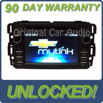 Unlocked GM touch screen radio CD player aux nav myfi XM OEM